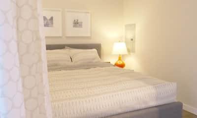 Bedroom, Motiv, 1