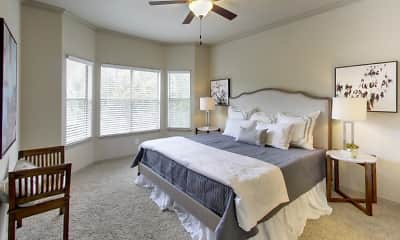 Bedroom, Barton Creek Villas, 2