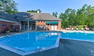 Pool, Spotswood Commons, 1