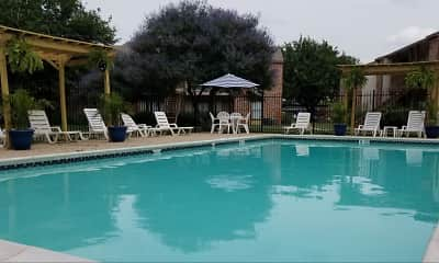 Pool, Stone Creek, 1