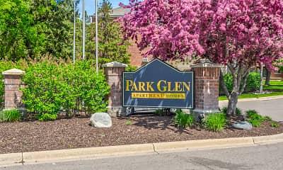 Community Signage, Park Glen, 2