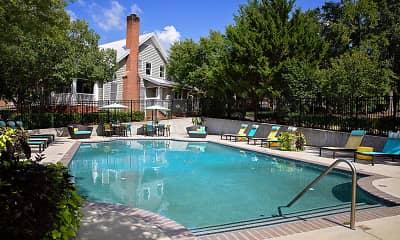 Pool, Lakeside on Riverwatch, 0