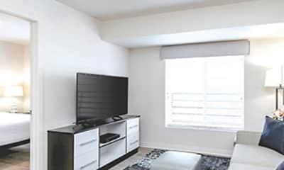 Living Room, WaterWalk Charlotte, 1