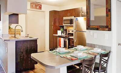 Kitchen, Samford Square, 2