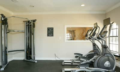 Fitness Weight Room, Madison Park of Westchase, 0