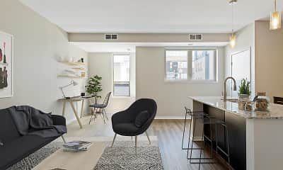Living Room, District 600, 0