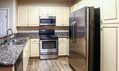 Kitchen, Vista Pointe Luxury Apartment Homes, 0