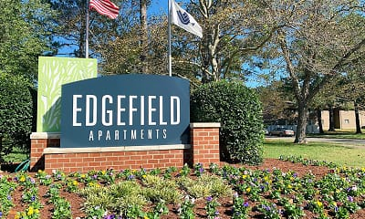 Community Signage, Edgefield, 2