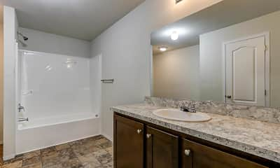 Bathroom, Willowbrook Place, 2