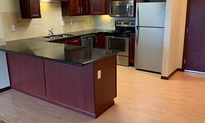 Kitchen, Aurora Ponds, 1