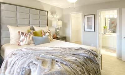 Bedroom, Preston Village, 2