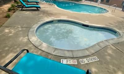 Pool, Verano Oaks, 2