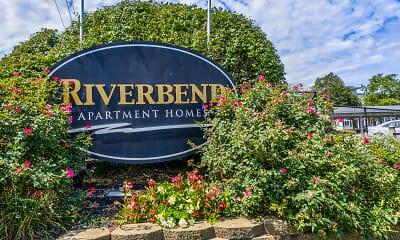 Community Signage, Riverbend Apartments, 2