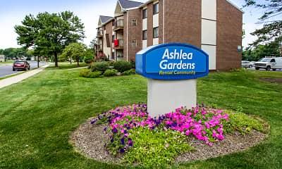 Community Signage, Ashlea Gardens, 1