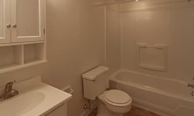 Bathroom, Springside Manor, 2