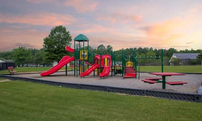 Playground, Willow Point Apartments, 1