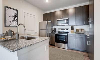 Kitchen, Davenport Place, 0