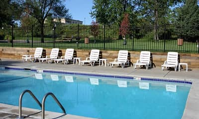 Pool, Salem Green Apartments, 0