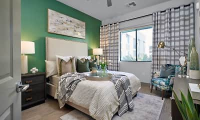 Bedroom, The Grove on Main, 2