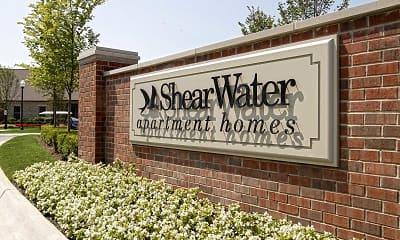 Community Signage, Shearwater, 2