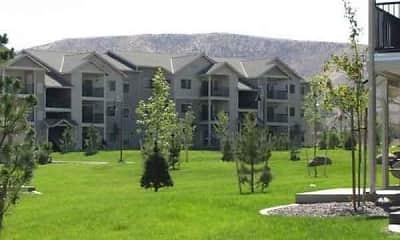 Building, Badger Mountain Ranch, 2