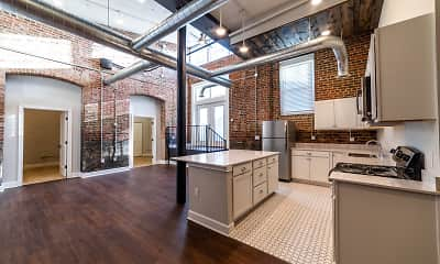 Kitchen, Buckingham Balmoral, 0