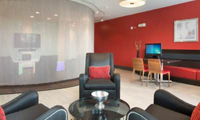Living Room, Boulevard At Oakley Station, 2