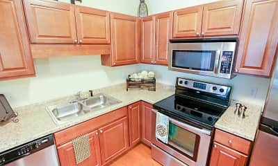 Kitchen, Parkwood Pointe Apartments, 0
