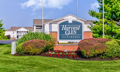 Community Signage, Harvest Glen, 0