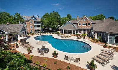 Pool, Bexley Crossing At Providence Luxury Apartments, 0