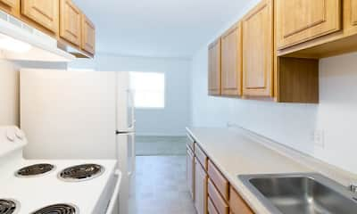 Kitchen, Pembroke Place, 2