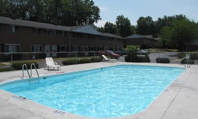 Pool, Hartstown Village, 0