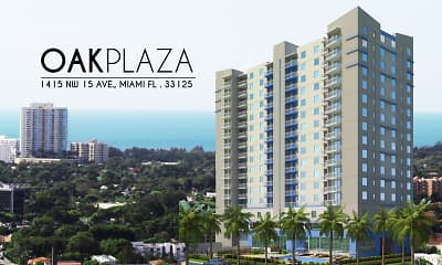Oak Plaza, 0