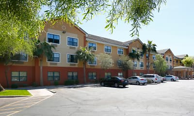 Building, Furnished Studio - Phoenix - Airport, 0
