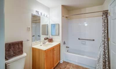 Bathroom, Windsor Crossing Senior, 2