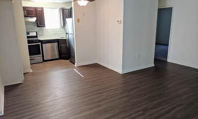 Living Room, Curren Terrace, 1