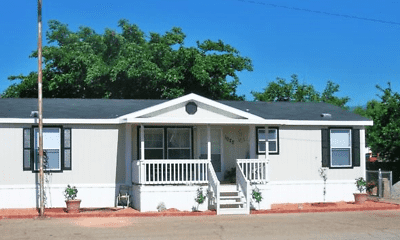 Building, White Sands Manufactured Home & RV Community, 1