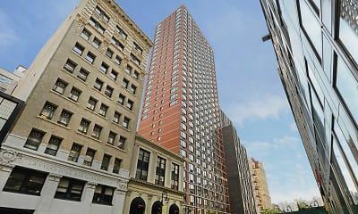 Building, 180 Montague, 1