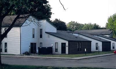 Building, Greenwood Manor Apartments, 0