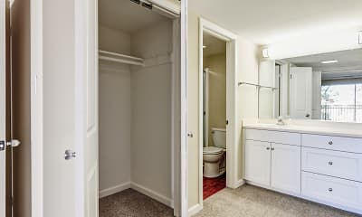 Bathroom, One Three Four Elm, 2