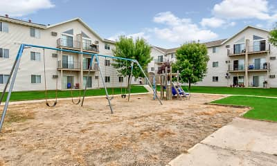 Playground, Wheatland Place Apartments & Townhomes, 1