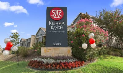 Community Signage, Retama Ranch, 0