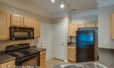 Kitchen, The Preserve at Spears Creek, 1