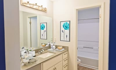 Bathroom, Brook Highland Place, 2