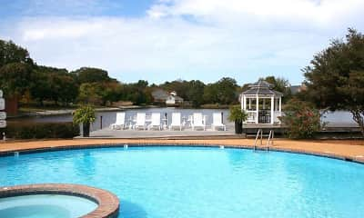 Pool, Northpointe Village Apartments, 2