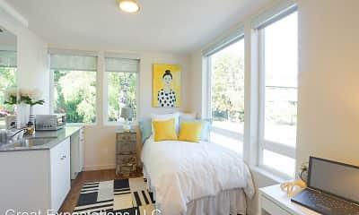 Bedroom, Spring Park Flats, 0