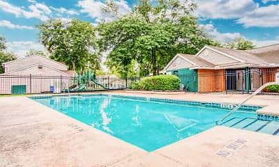 Pool, Hampton Ridge Apartment Homes, 0