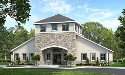 Building, Woodland Green in Bloomfield NEW CONSTRUCTION, 2