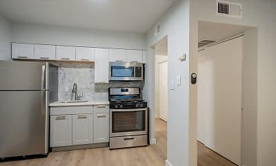 Kitchen, Elton Apartment Homes, 2