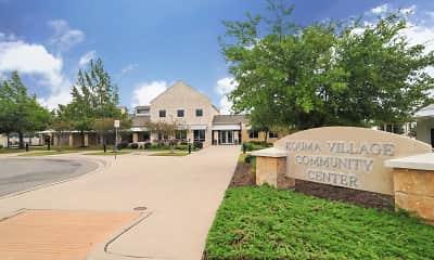 Building, Fort Hood Family Housing, 2